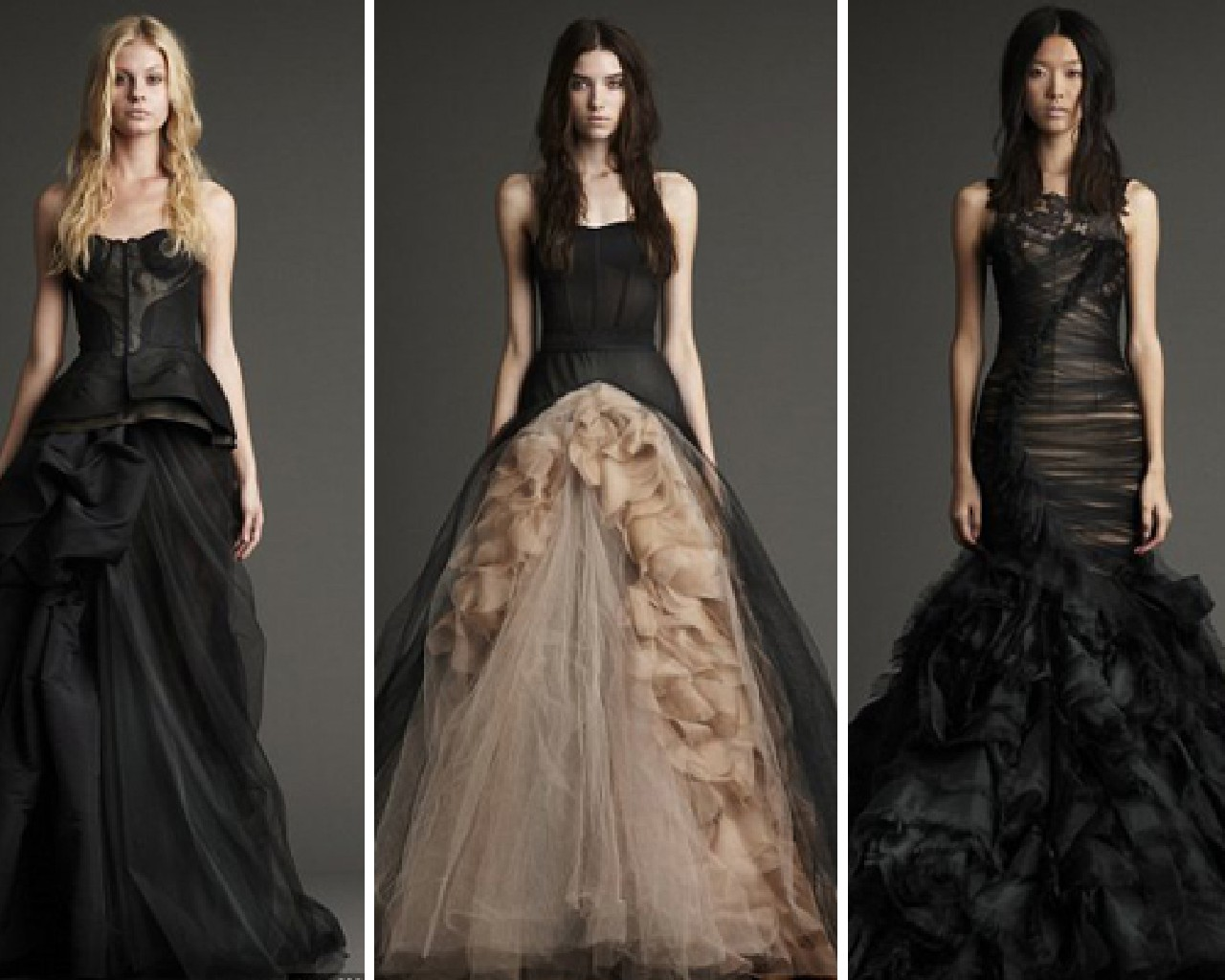 Vera-Wang-Black-Wedding-Dress-Collection-2012