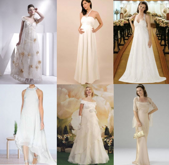 cheap-maternity-wedding-dresses-at-milanoo
