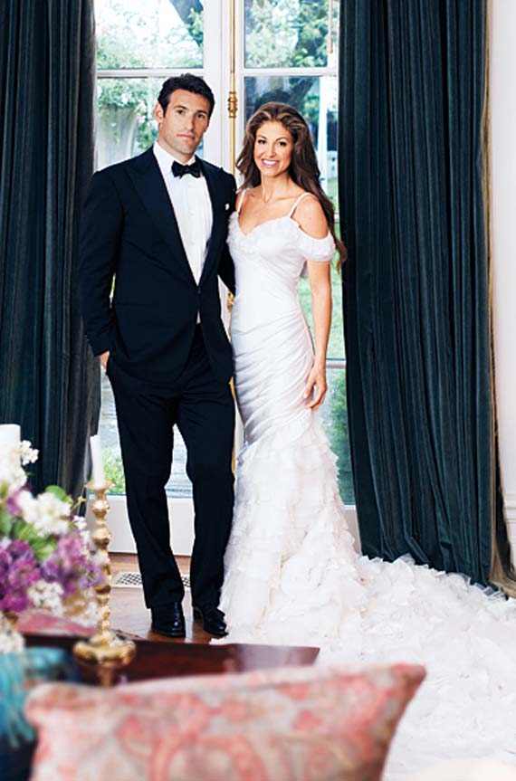 dylan-lauren mermaid wedding dress