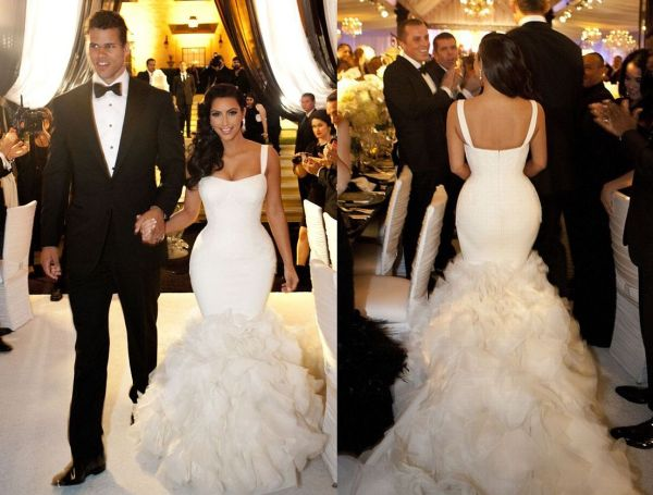 kim_kardashian_mermaid_wedding_dress