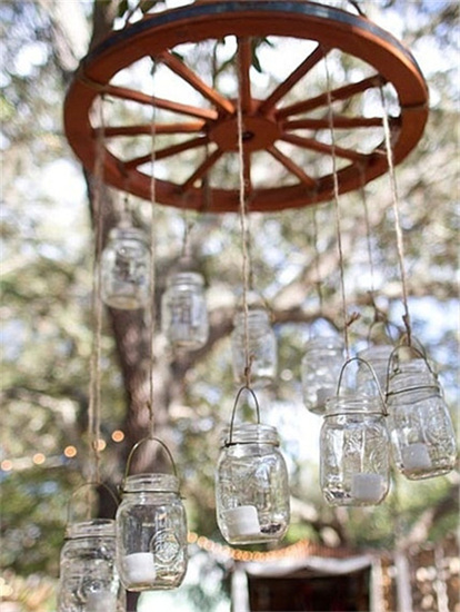mason jar wedding1