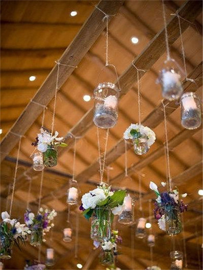 mason jar wedding4