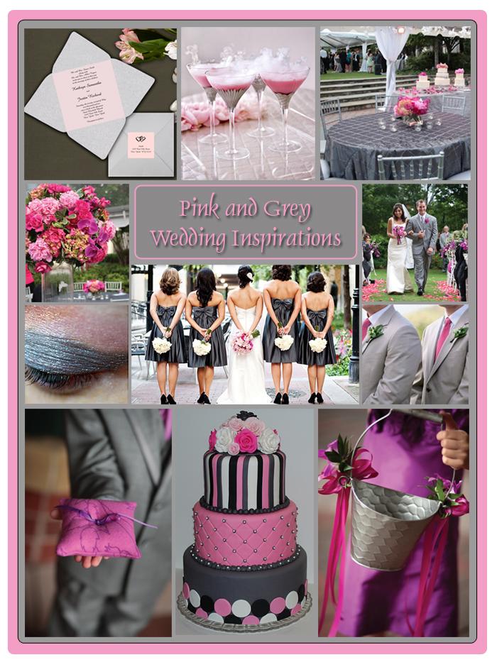 grey wedding themes
