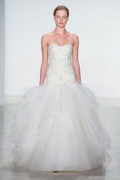 sweetheart wedding dress