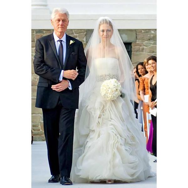 ChelseaClinton's wedding photo