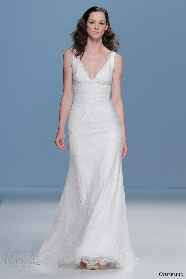 Cymbeline bridal dress 2015