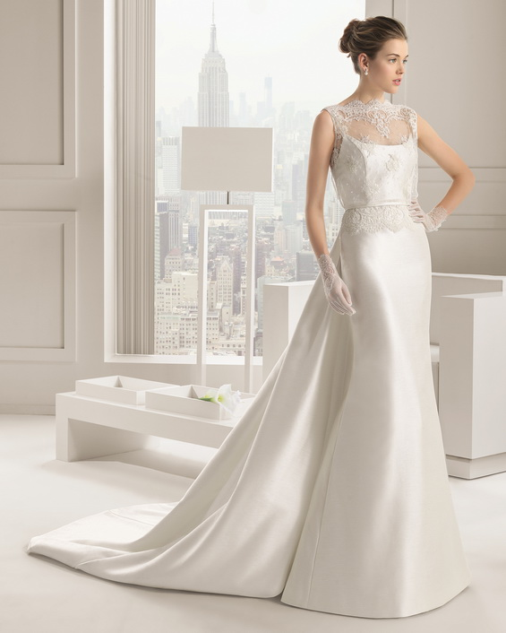Rosa Clara wedding dress