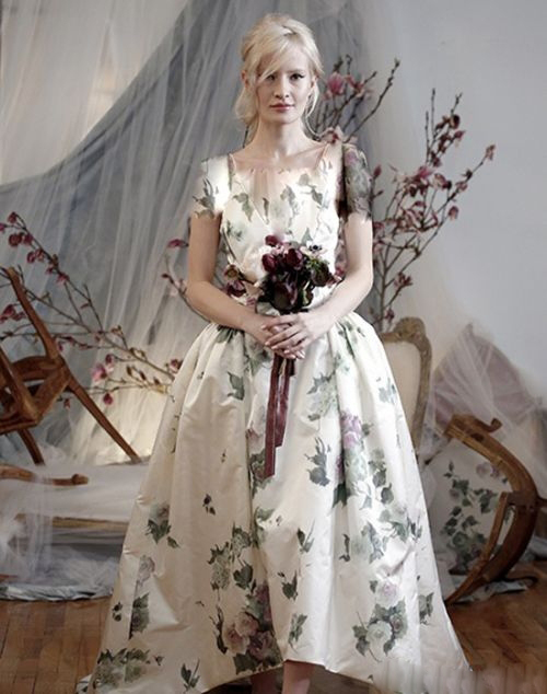 Elizabeth Fillmore 2016 wedding dress