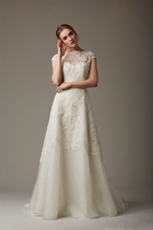 Lela Rose2016 wedding dress