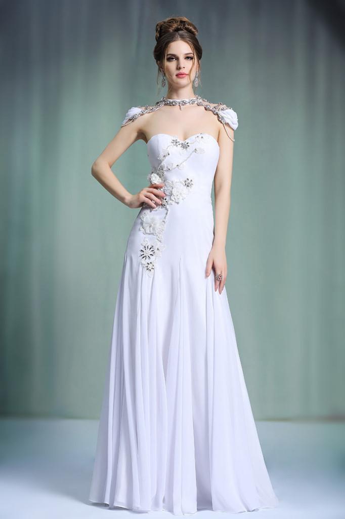 cheap white Formal Dresses Adelaide